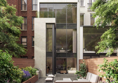 NYC Brownstone